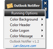 Optional Colors Settings